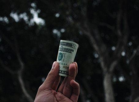 Save your green. How a deposit account will save you in the long run