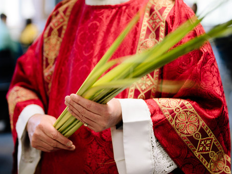 Easter Letter to Parishioners