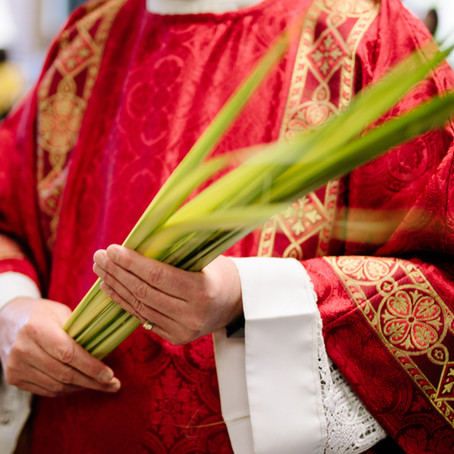 Lent, Holy Week & Easter 2021
