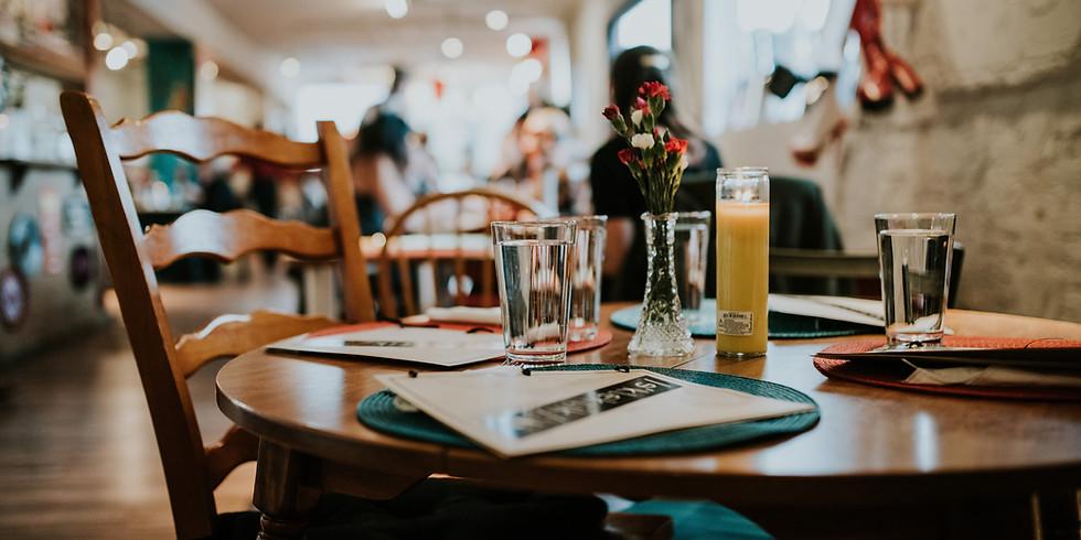 Restaurant Week Information Meeting