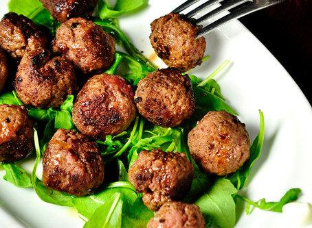 Haitian Meatballs: Not Just for Pasta!