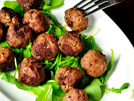 Haitian Meatballs: Not Just for Pasta!