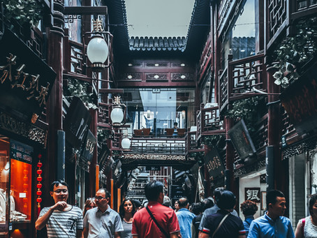 How to Pick the Right Chinese City to Enter?