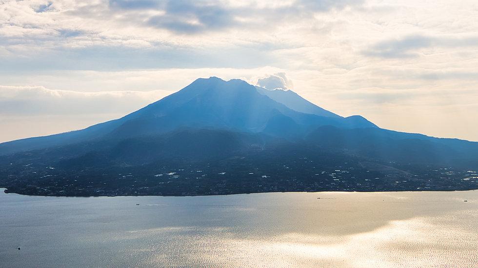 (Air+Hotel) Kagoshima 2day from Shizuoka
