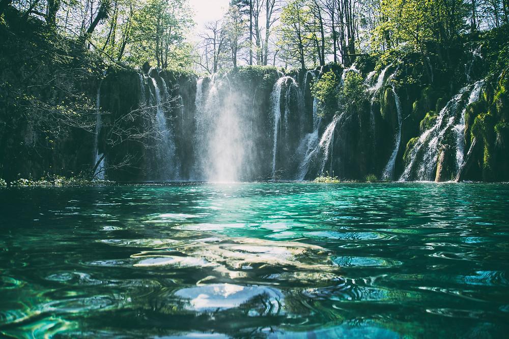Plitvice Lakes National Park, Plitvička Jezera, Croatia