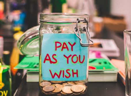 Für Geld Artikel schreiben