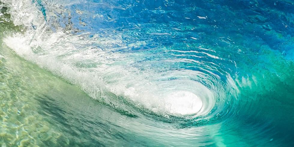 【オンライン】自然と暮らすおうちヨガ75分〜③水(オープンクラス)