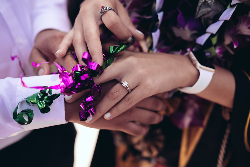 Verlobung feiern als kleine Hochzeit vor der Hochzeit