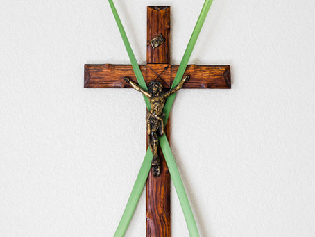 Sermon - 1 Lent