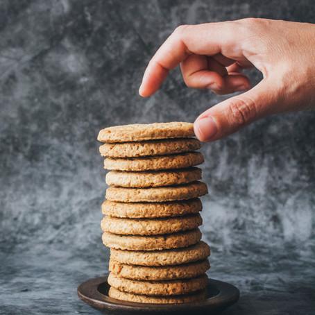Louisa's Keto Crackers