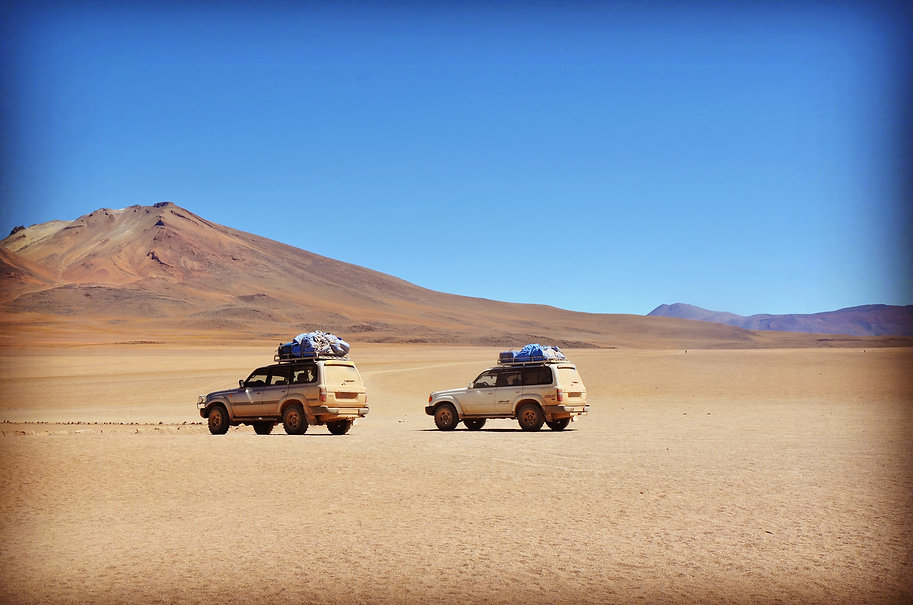 Voyage au Nord du Chili depuis la Bolivie
