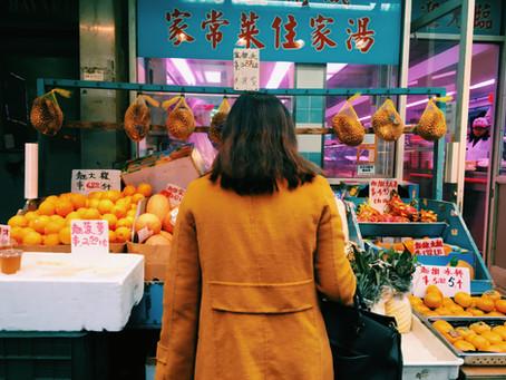 Mindful shopping, mindful living