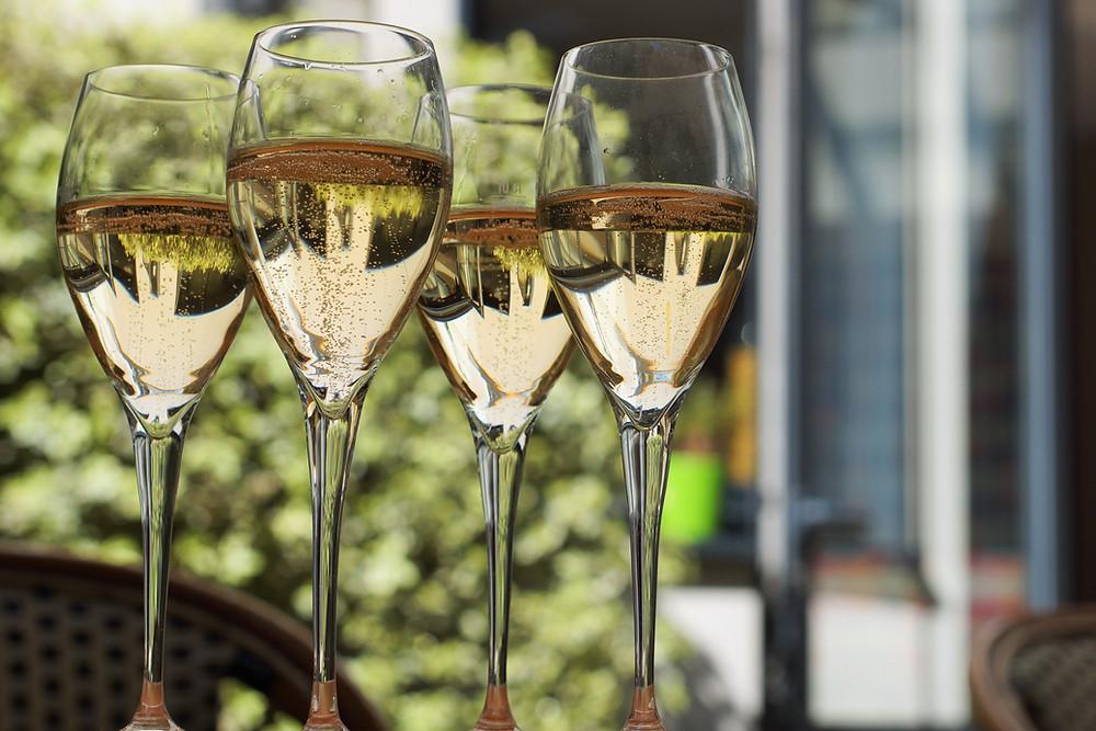 Kent England Sparkling Wine