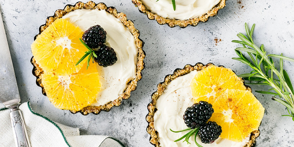 Bake & Take: Summer Cocktail Desserts