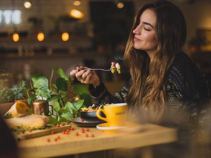Food Delight in a Covid World