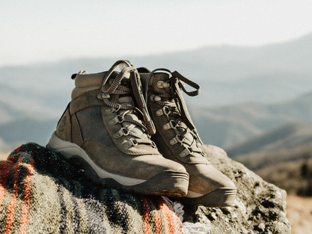 Footwear for hiking- Part 3