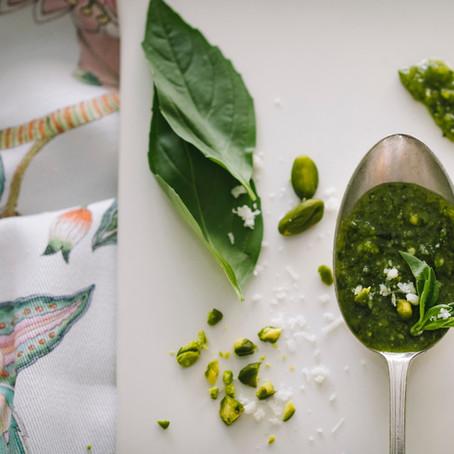 Helen's Spinach & Feta Pesto