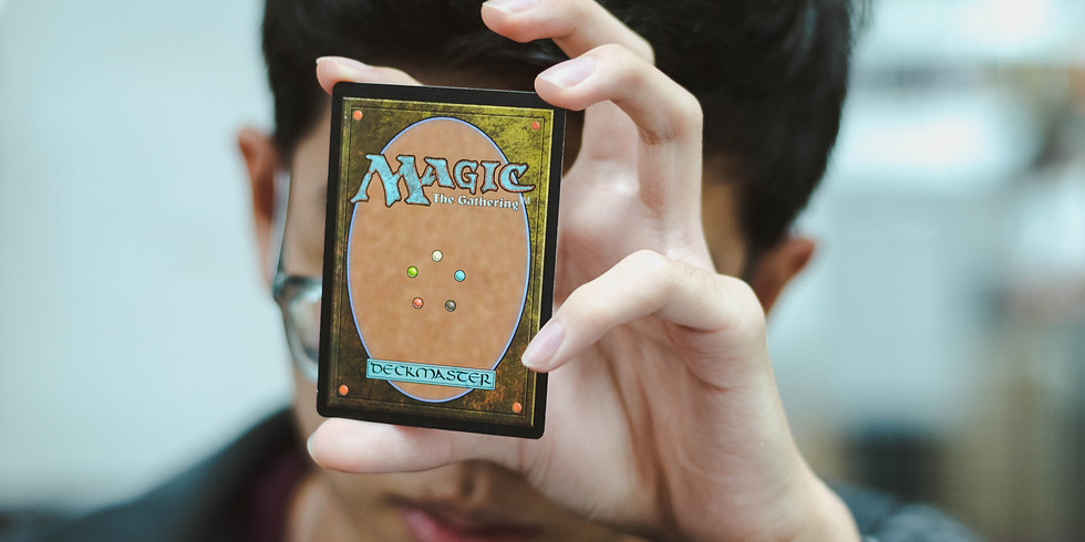 Teen Connect - Guys: Magic The Gathering