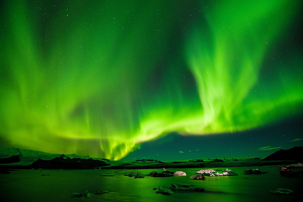Christmas, New Year's Eve and the Northern Lights in Iceland by Anna Fishman, Bergen County Moms