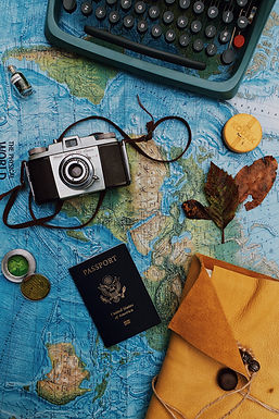 Kid's Passport Contest