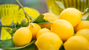 When life gives you lemons…you've just been shown the bright side!