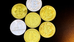 Altcoins fly as bitcoin tests 50k resistance
