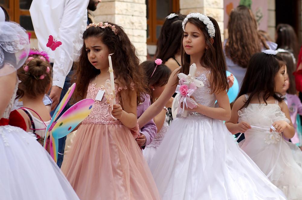 Hochzeit mit Kindern Kleider