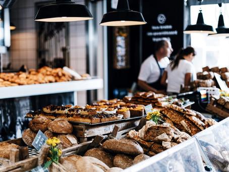 Willkommen in der Bäckerei