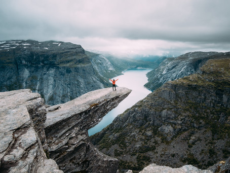 Norway Hiking with Kids Plans