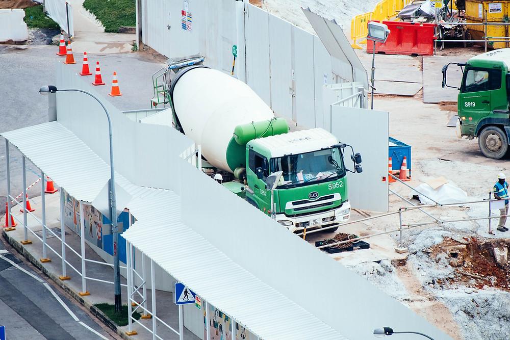 Fleet harmony Cloud Fleet Maintenance Software can help you prepare your concrete plant for winter.