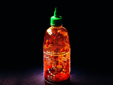 Production Process of Sweet Chili Sauce