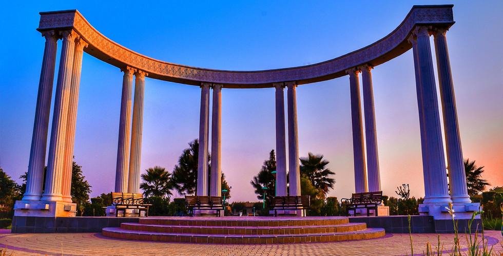 urdu architecture