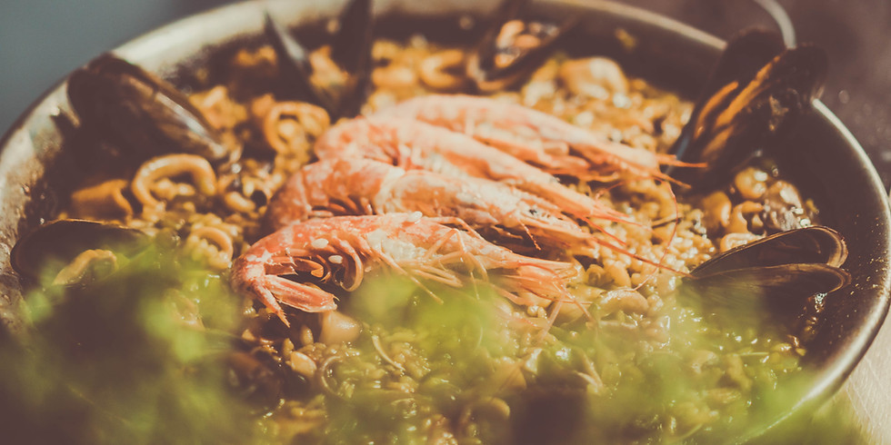 Learn how to make a paella!