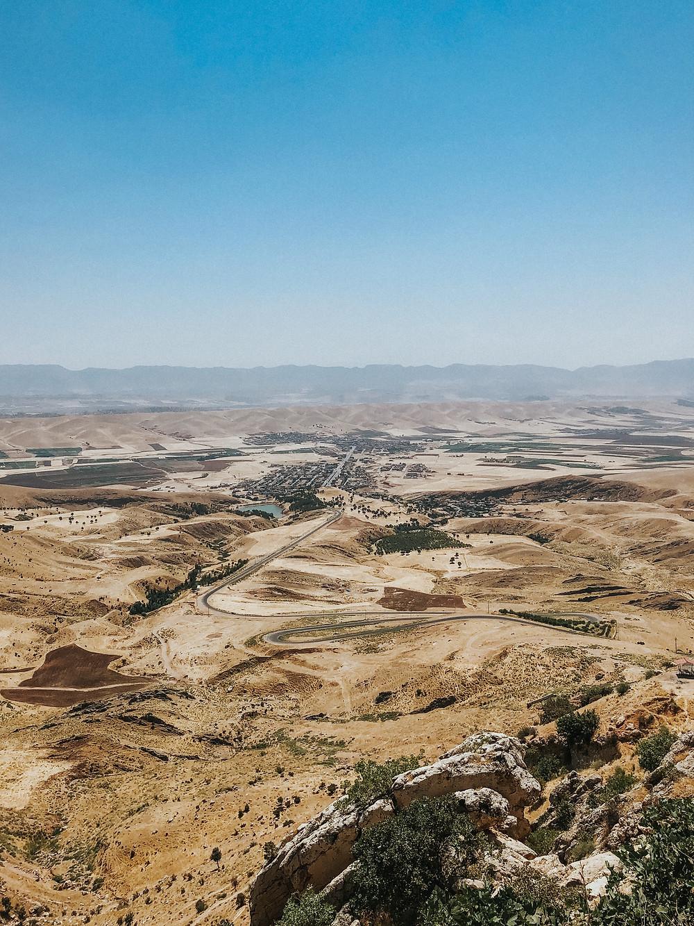 Kurdish Landscape