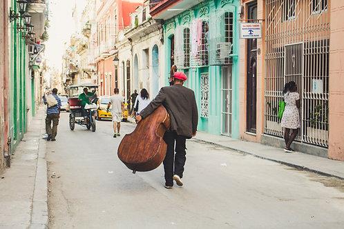 Slow Havana in A Minor