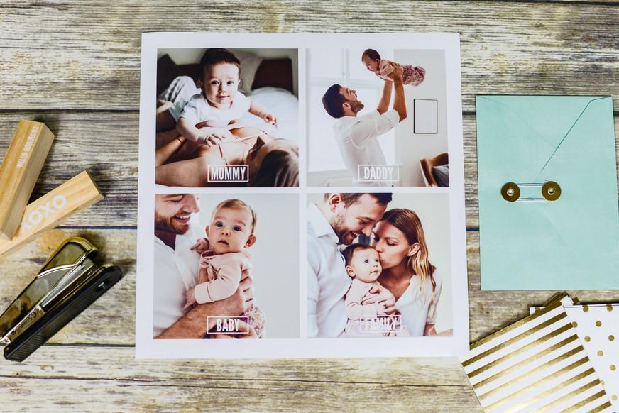 Family Portrait Print