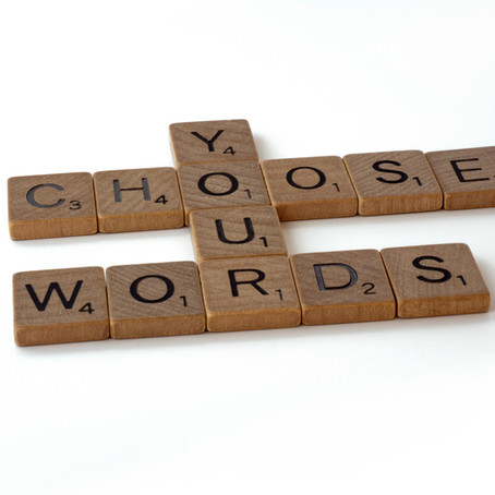 Author's Corner: Words Have an Impact—Are You Using Yours Wisely?