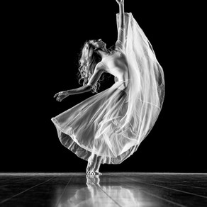 """And Then She Danced"" by Shalini C"