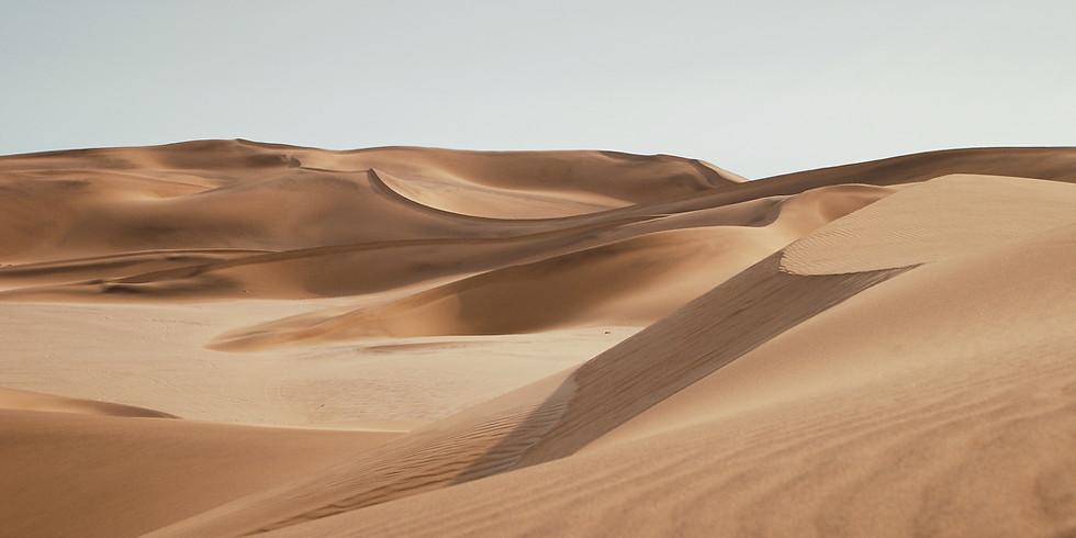 """The Way Through The Desert"" - Worship Service"