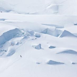 Chamonix Mont Blanc Valley - Winter