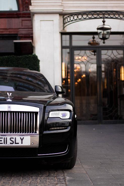 Antaranveshan Luxury Sedans