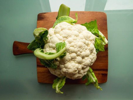 Cauliflower Nutrition & Benefits