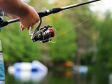 Fishing at Big Creek Reservoir