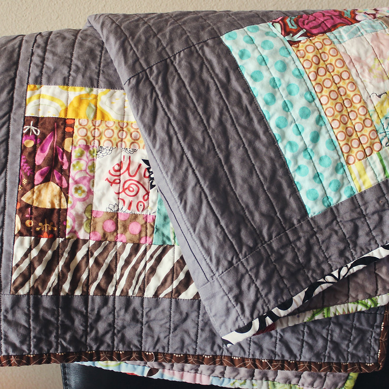 Learn to Machine Quilt with Rachel Sterling (Three Sessions)