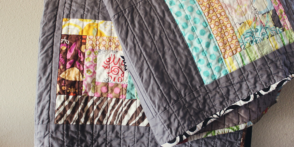 Bootcamp Intro to Sewing: Quilting