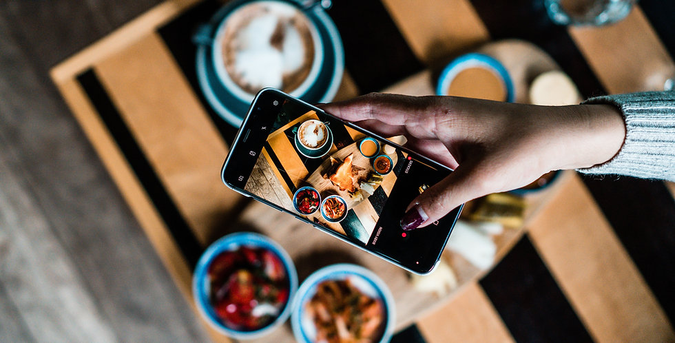 Onsite Intensive Phone Food Photography Training