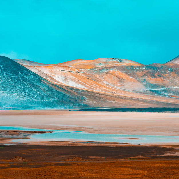 Explore the world's dryest place: Atacama Desert, Chile