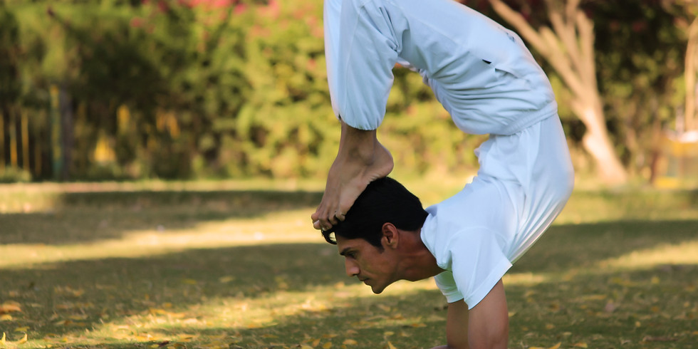 Yoga in the Park with Suz 8/26/20