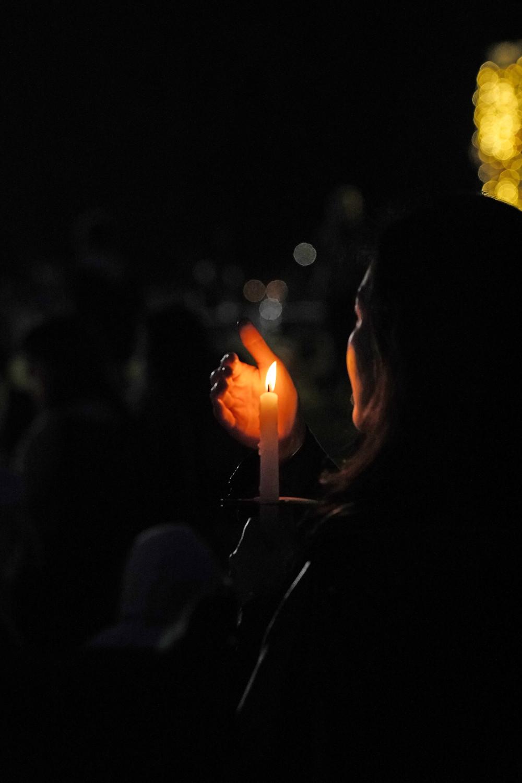 Ideen zum Gedenken an Verstorbene: Gedenkkerze