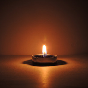 Ligthing A Candle